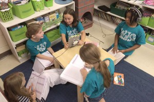 Small Group Listening Aliceas Class