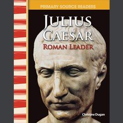 Julius Caesar Roman Leader Tales2go Audio Books