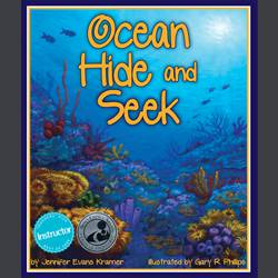 Ocean Hide and Seek Tales2go Audio Books