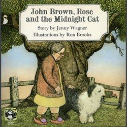 Jon Brown, Rose and the Midnight Cat Tales2go Audio Books